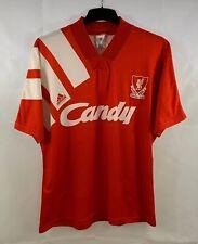 Liverpool Home Football Shirt 1991/92 Adults Large Adidas C402
