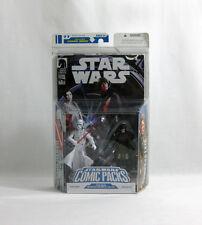 New 2008 STAR WARS ✧ Darth Vader/Princesse Leia ✧ COMIC PACK #4 #11 MOC