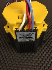 Gigavac GX21CAB Contactor Hermetically Sealed 24VDC Coil 150+ Amp