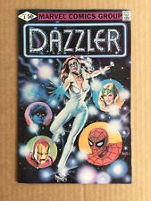 Dazzler 1 (1981) ~ Marvel Comic Book ~ First Issue!!