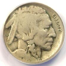 1918/7-D Buffalo Nickel 5C - ANACS G4 Details - Rare Overdate Variety Coin!