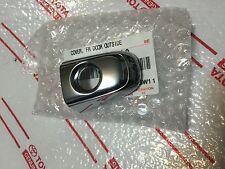 *NEW LEXUS GX470 DRIVER FRONT DOOR CHROME HANDLE CAP COVER OEM