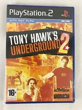 PS2 Tony Hawk's Underground 2 (2004) UK Pal, Brand New & Sony Factory Sealed