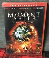 The Moment After Sparizioni Misteriose (1999) DVD Rent Nuovo Sigillato Downes N
