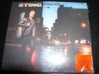 STING (The Police) 57th & 9th (Australia) Digipak CD – New