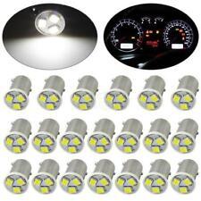 20X BA9S 1815 57 2835 SMD LED DASH Instrument Panel super White Light Bulb