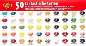 Jelly Belly Beans 50 SORTEN MISCHUNG - 300g -flowpack-