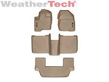 WeatherTech FloorLiner Floor Mats for Ford Flex - 2011-2017 - Tan