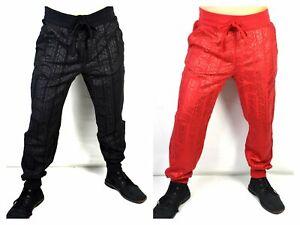 True Religion Men's Allover Printed Jogger Sweatpants/Pants - 103139