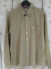 Gabicci Collezione Size L Men's Shirt Wheel Print