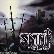 SAINT - IN THE BATTLE (*NEW-CD, 2011, Retroactive) Christian Metal Digipak