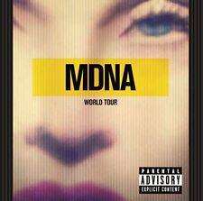 MADONNA - THE MDNA  - TOUR 2 CD  NUOVO