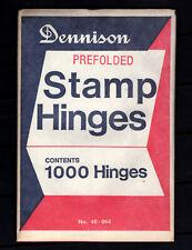 Dennison Hinges Unopened Package