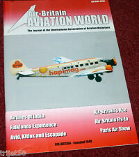 Air Britain Aviation World 2005 Autumn Martin Baker,Avid,Airlines of India
