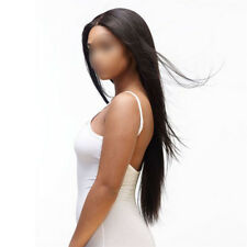 80cm Long Straight Full Wig Women's Fashion Natural Hair Cosplay Party Wigs