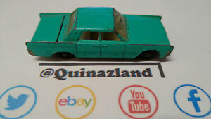 Matchbox Lesney Lincoln Continental verte made in England (CL25)