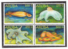 Aruba 2010 Inktvissen Cuttle-fish MNH