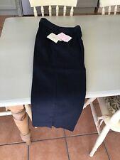 Liz Claiborne Ladies Cropped Cotton Trousers/Shorts Navy  Size 12 BNWT MRP $50