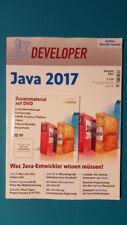 IX DESARROLLADOR Java Verano 2017 con DVD sin leer 1A absoluto SUPERIOR