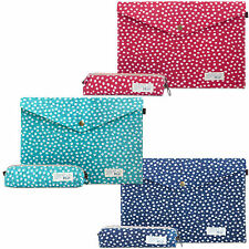 Back To School Supplies, Pencil Pouch, Envelope Wallet, Letter Size Envelope