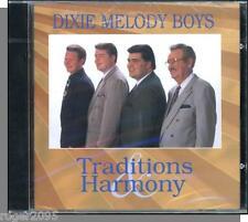 The Dixie Melody Boys - Traditions & Harmony - New 1995 MorningStar Gospel CD!