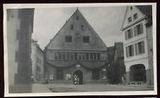 Thann ( Haut-Rhin ) photo ancienne . vieille ville