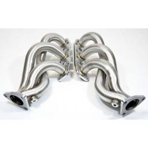 Direct Fit Performance Stainless Exhaust Manifolds (Pair) for Nissan 350Z