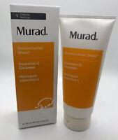 NIB & Sealed Murad Essential-C Cleanser Environmental Shield 6.75 oz