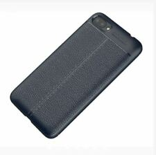 SAMSUNG S8 auto focus silicon case - NAVY BLUE