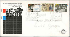 Netherlands 1984 Filacento Stamp Exhibition FDC First Day Cover #C27848