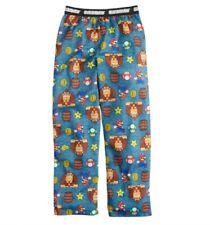 Super MARIO Pajamas Boys 10/12 NeW Mario Lounge Pants Donkey Kong Pjs Pants NWT