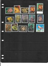 STAMPS   PAPUA NEW GUINEA   COLLECTION  1978-84 28 SETS +I DEFINITIVE SET OF 15