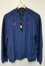 New Nike Rafa Premier Full Zip Tennis Jacket Size Large Style 728986-464