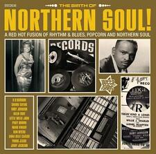 BIRTH OF NORTHERN SOUL Various NEW & SEALED CD (OUTTA SIGHT) R&B POPCORN SOUL