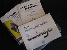 Renault Instructieboekje met etui Renault Twingo 1999 (Nederlands)