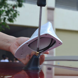 3M Car Adhesive Radio Shark Fin Antenna for Hyundai i20 Signal Aerias