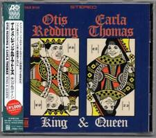 OTIS REDDING & CARLA THOMAS King & Queen NEW SEALED 60s SOUL R&B CD (WARNER)