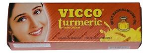 Vicco Turmeric skin Cream 70gm / Prevents cures skin infections