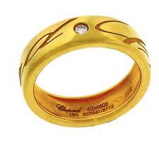 Chopard Gelbgold Ring mit Diamanten