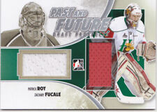 12-13 ITG Draft Patrick Roy Fucale Jersey Prospects Past & Future Canadiens 2012