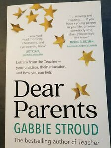 Dear Parents by Gabbie Stroud