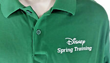 Disney Spring Training / Espn Men's Champion Double Dry polo / golf shirt Sz Lg