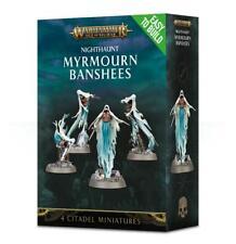 Warhammer Age of Sigmar Easy to Build Myrmourn Banshees