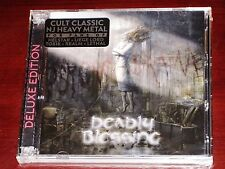 Deadly Blessing / Optimus Prime: Psycho Drama - Deluxe Edition 2 CD Set 2017 NEW