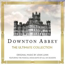 OST/DOWNTON ABBEY: THE ULTIMATE COLLECTION 2 CD NEW! LUNN,JOHN
