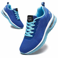 Women's Air Cushion Sneakers Running Fitness Athletic Sports Tennis Shoes Gym US