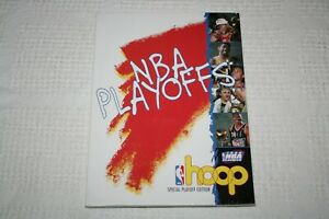 1996 Los Angeles Lakers PLAYOFF PROGRAM * Magic Johnson's Last Playoff Series