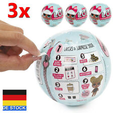 3Pcs LOL Surprise Dolls Lets Be Friends Series 1Balls. Neu In Box! Spielzeug DE
