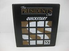 The Presidents Club Sandler Sales Institute 8 Audio Cassettes Program