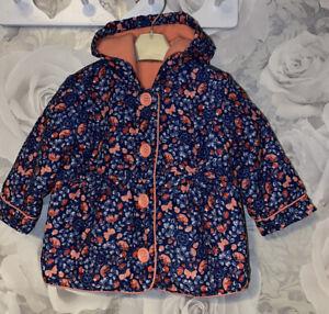 Girls Age 6-9 Months - Spring / Autumn Coat